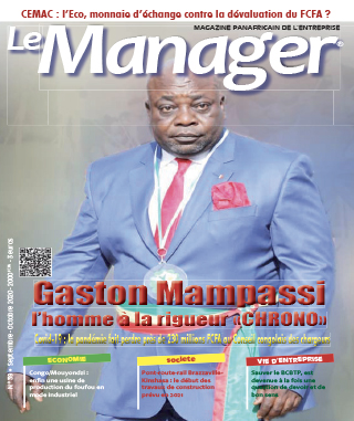 Cover Le Manager - 39
